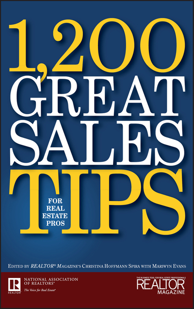 Picture of 1,200 Great Sales Tips for Real Estate Pros