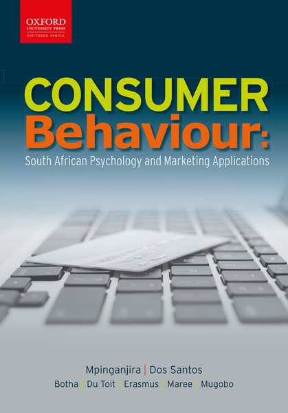 Picture of Consumer Behaviour: South African psychology and marketing applications