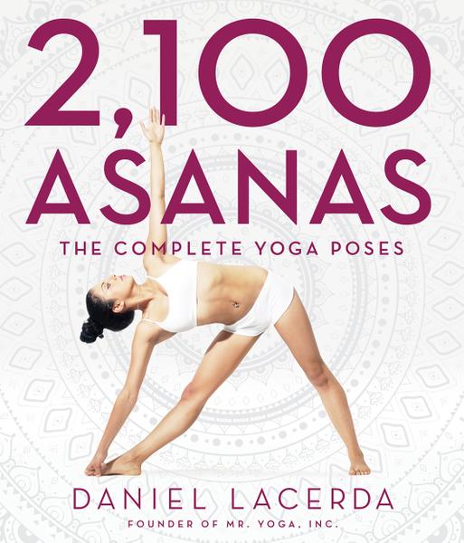 Picture of 2,100 Asanas