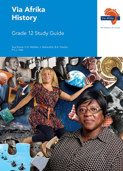 Via Afrika History Grade 12 Study Guide