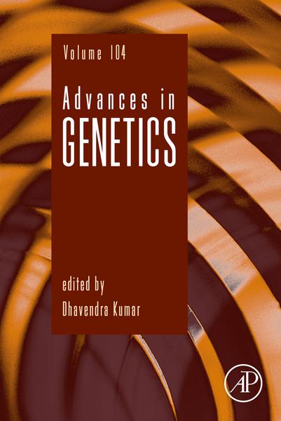 Picture of Advances in Genetics
