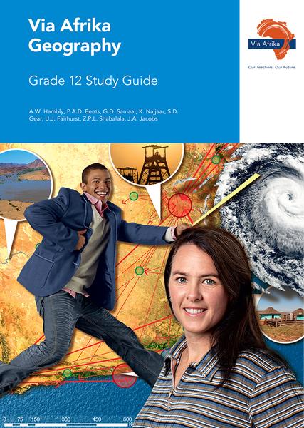 Via Afrika Geography Grade 12 Study Guide