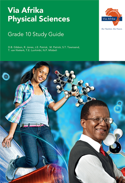Via Afrika Physical Sciences Grade 10 Study Guide