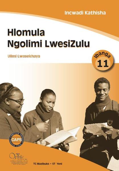 Picture of Hlomula Ngolimi LwesiZulu Grade 11 Teachers guide