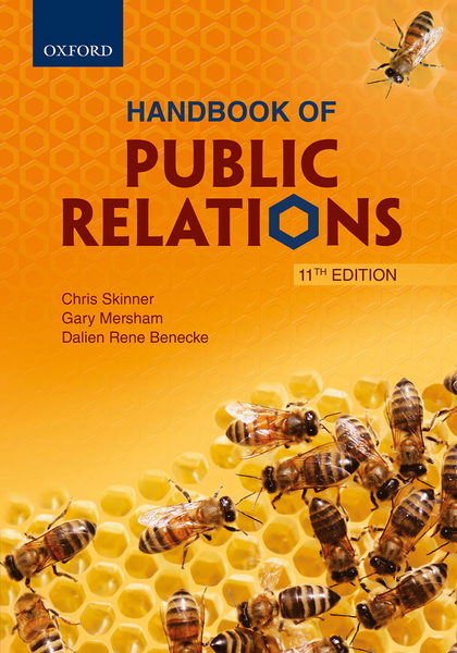 Picture of Handbook of Public Relations 11e