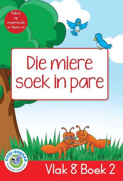 Duzi-goggas: Rooi Vlak 8 Boek 2: Die miere soek in pare (One Year License)
