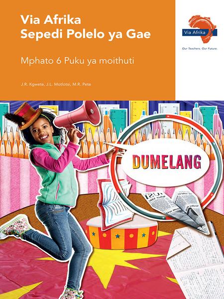 Via Afrika Sepedi Polelo ya Gae Mphato 6 Puku ya moithuti (PDF)