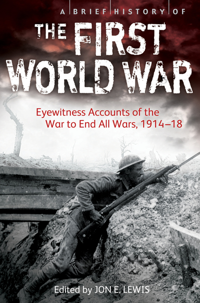 Picture of A Brief History of the First World War
