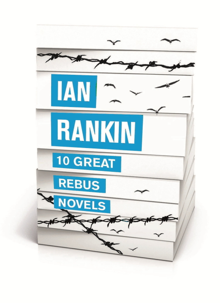 Picture of 10 Great Rebus Novels