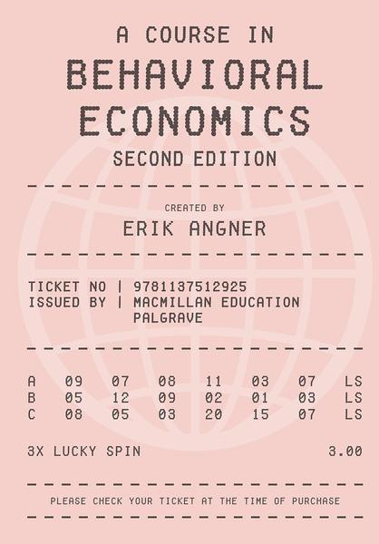 Picture of A Course in Behavioral Economics