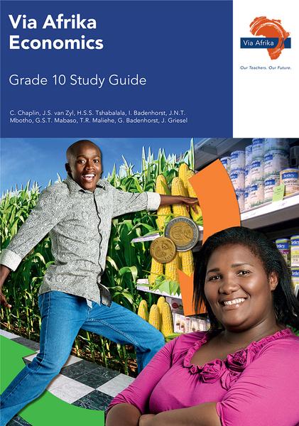Via Afrika Economics Grade 10 Study Guide