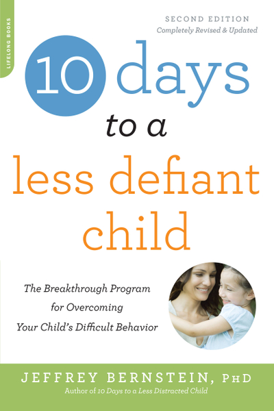 Picture of 10 Days to a Less Defiant Child, second edition