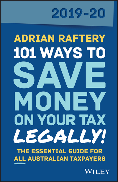 Picture of 101 Ways to Save Money on Your Tax - Legally! 2019-2020
