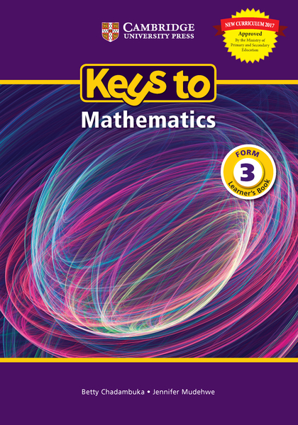Keys to Mathematics Form 3 Learner's Book - Akello