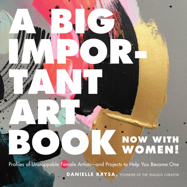 Picture of A Big Important Art Book (Now with Women)