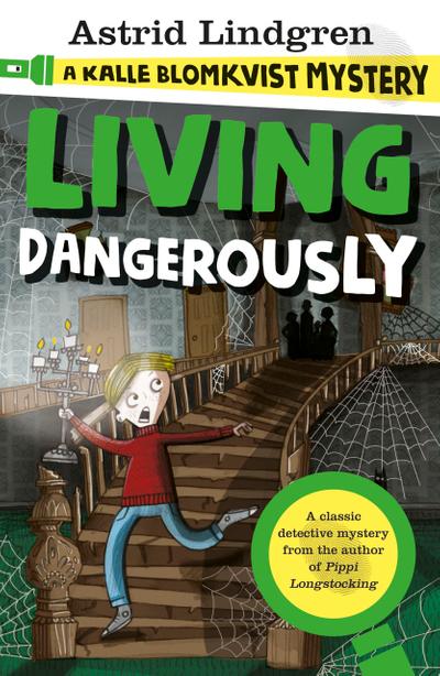 Picture of A Kalle Blomkvist Mystery: Living Dangerously