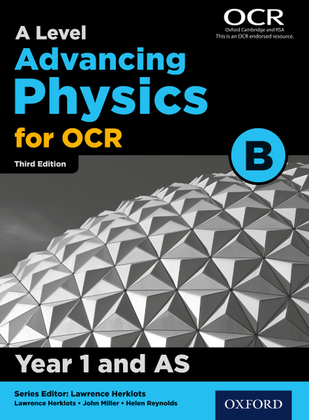 Picture of A Level Advancing Physics for OCR B: Year 1 and AS