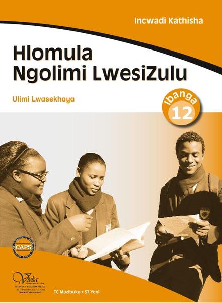Picture of Hlomula Ngolimi LwesiZulu 12 HL Incw Kathisha CAPS