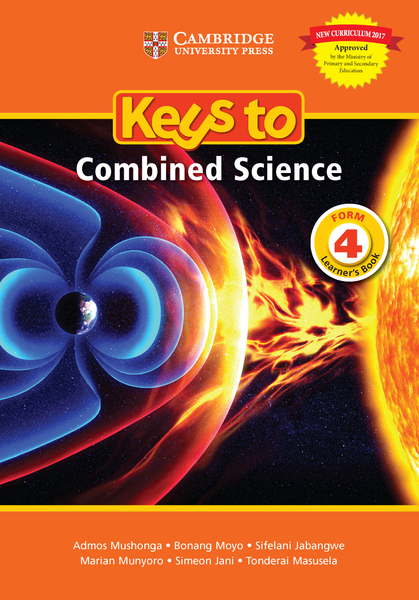 Keys to Combined Science Form 4 Student's Book - Snapplify Store