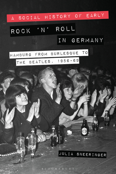 Picture of A Social History of Early Rock 'n' Roll in Germany