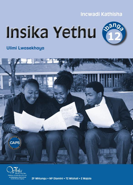Picture of Insika Yethu Grade 12 Teachers guide