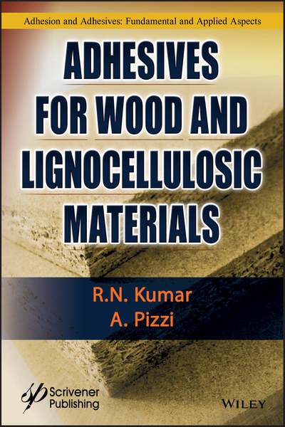 Picture of Adhesives for Wood and Lignocellulosic Materials