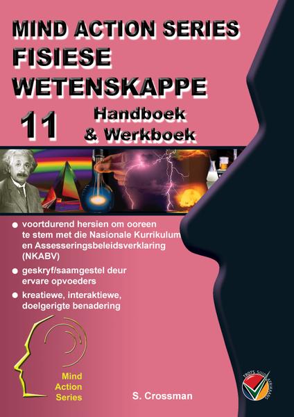MIND ACTION SERIES Fisiese Wetenskappe Gr 11 Handboek & Werkboek NCAPS PDF (3 year licence)