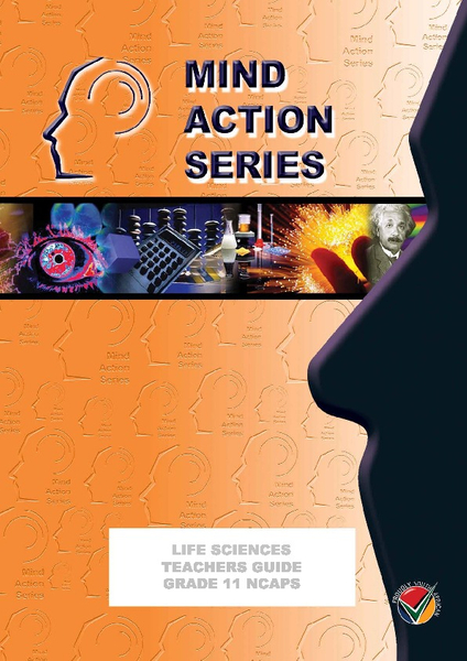 MIND ACTION SERIES Life Sciences Gr 11 Teachers Guide NCAPS PDF (1 Year Licence)