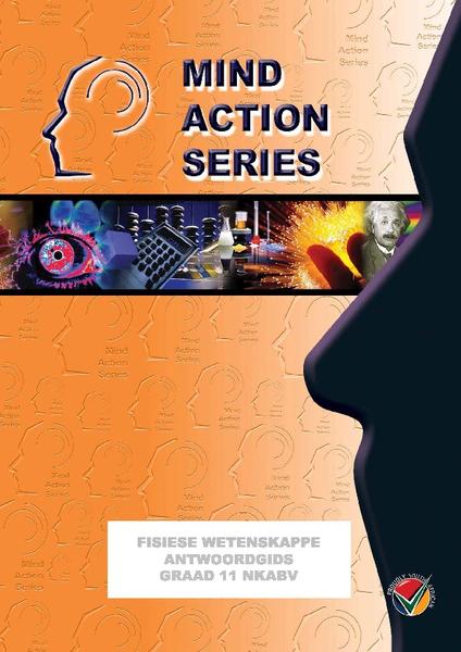 MIND ACTION SERIES Fisiese Wetenskappe Gr 11 Onderwysersgids NCAPS PDF (1 Year Licence)