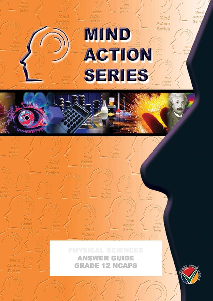 MIND ACTION SERIES Physical Science Gr 12 Teachers Guide NCAPS PDF (1 Year Licence)