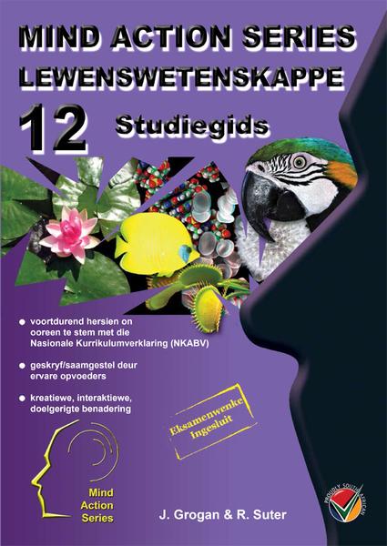 MIND ACTION SERIES Lewenswetenskappe Gr 12 Studiegids NCAPS - (2017) - Epub (1 Year Licence)