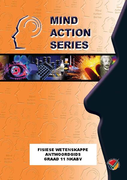 MIND ACTION SERIES Fisiese Wetenskappe Gr 11 Onderwysersgids NCAPS PDF (3 year licence)
