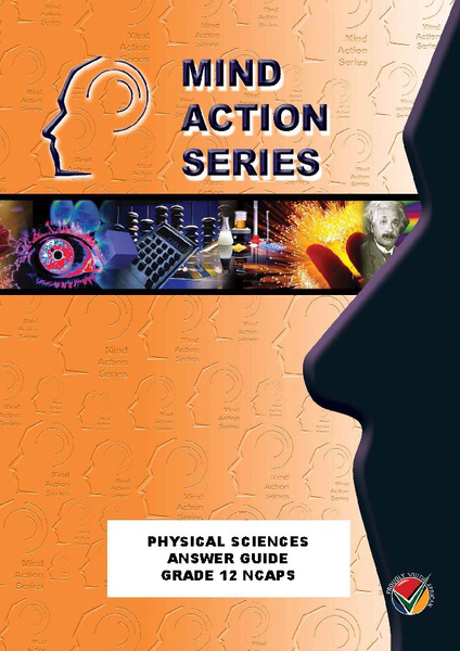 MIND ACTION SERIES Physical Science Gr 12 Teachers Guide NCAPS PDF (3 year licence)