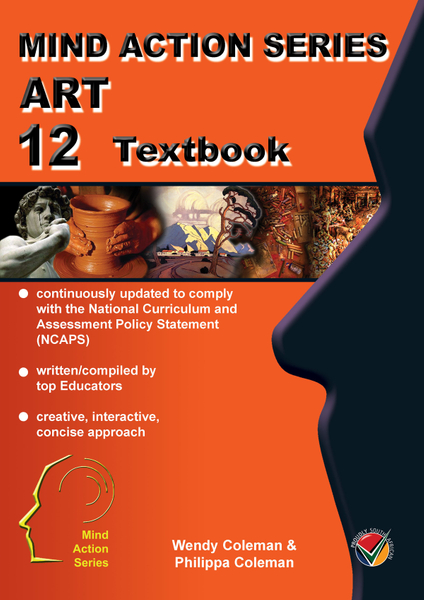 MIND ACTION SERIES Art Gr 12 Textbook NCAPS  PDF (1 Year Licence)