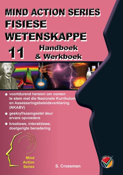 MIND ACTION SERIES Fisiese Wetenskappe Gr 11 Handboek & Werkboek NCAPS PDF (1 Year Licence)
