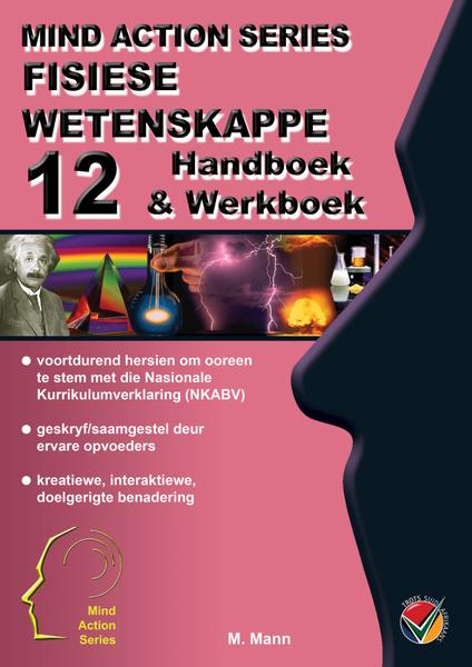 MIND ACTION SERIES Fisiese Wetenskappe Gr 12 Handboek & Werkboek NKABV PDF (1 Year Licence)-4de Uitgawe