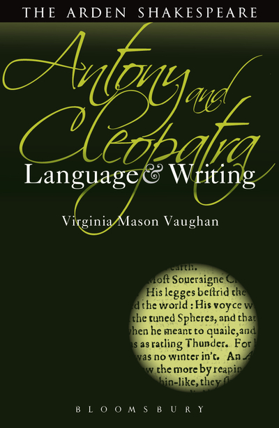 Picture of Antony and Cleopatra: Language and Writing