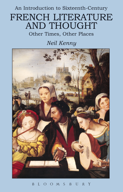 Picture of An Introduction to 16th-century French Literature and Thought