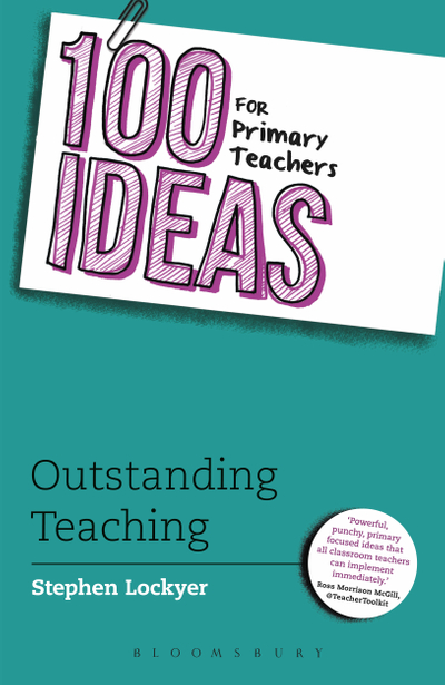 Picture of 100 Ideas for Primary Teachers: Outstanding Teaching