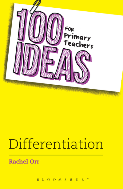 Picture of 100 Ideas for Primary Teachers: Differentiation