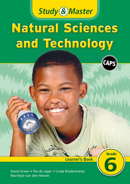 Study & Master Natural Sciences and Technology Grade 6 Learner's Book (1 year) Adobe Edition