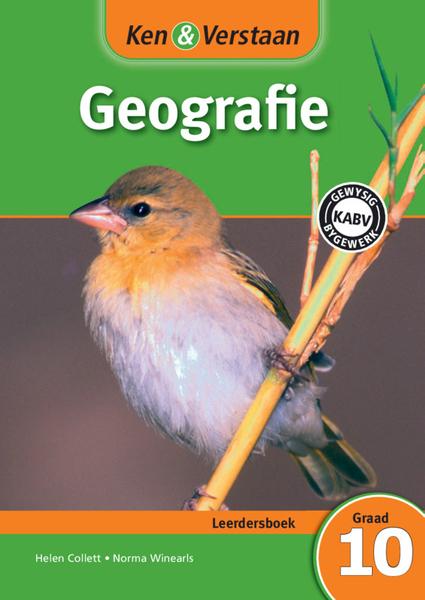 Ken & Verstaan Geografie Graad 10 Leerdersboek (1 year) Adobe Edition