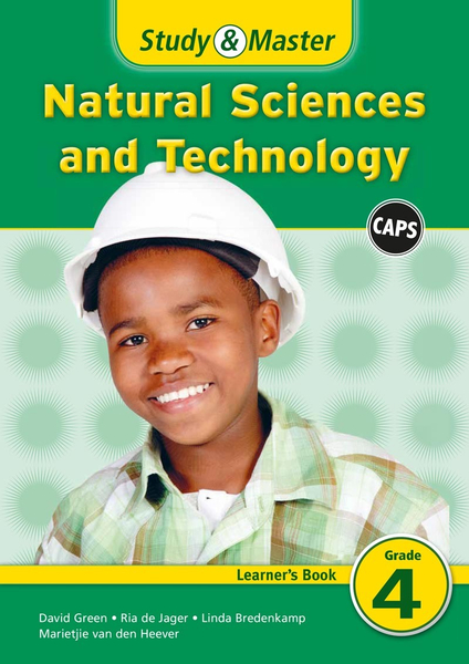 Study & Master Natural Sciences and Technology Grade 4 Learner's Book (1 year) Adobe Edition