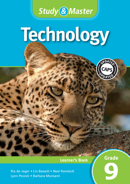 Study and Master Technology Grade 9 Learner's Book (Perpetual) Digital Edition