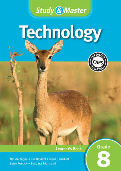 Study and Master Technology Grade 8 Learner's Book (Perpetual) Digital Edition
