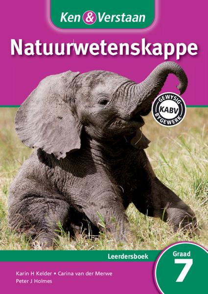 Ken & Verstaan Natuurwetenskappe Graad 7 Leerdersboek (Perpetual) Digital Edition