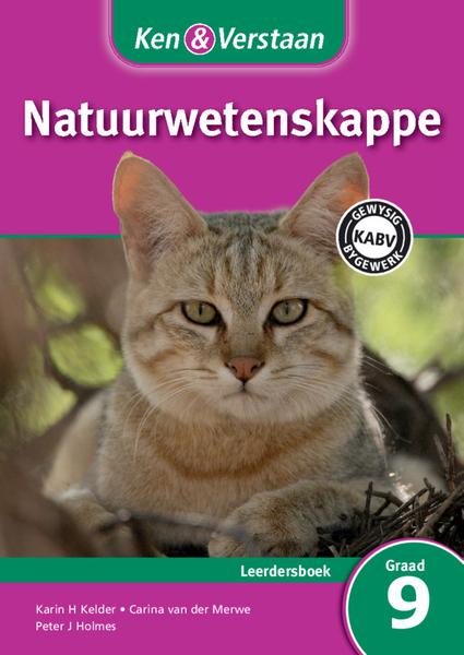 Ken & Verstaan Natuurwetenskappe Graad 9 Leerdersboek (1 year) Digital Edition
