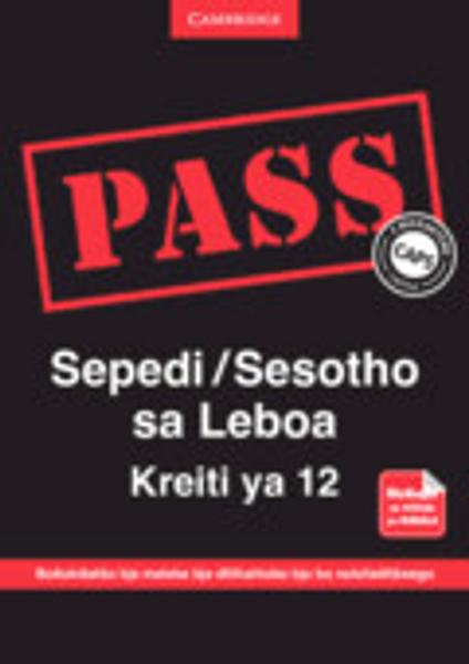 PASS Sepedi/Sesotho sa Leboa Kreiti ya 12 CAPS Digital Edition