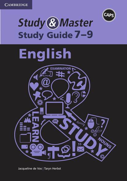 Study & Master English 7-9 SG for CAPS Digital Edition