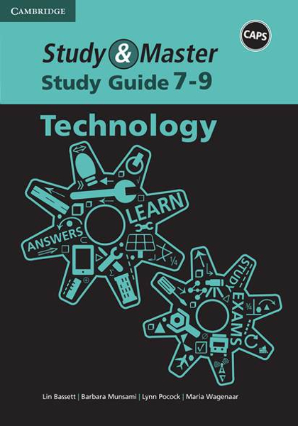 Study & Master Technology 7-9 SG for CAPS Digital Edition